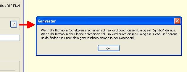 Bitmap in Bauteil/Gehäuse umwandeln – TARGET 3001! PCB Design ...