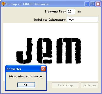 Ein Logo auf eine Frontplatte fräsen – TARGET 3001! PCB Design ...