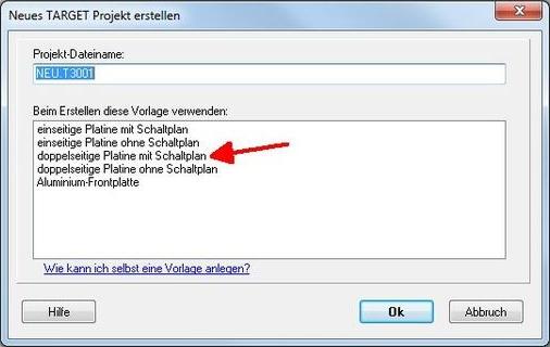 Einführung – TARGET 3001! PCB Design Freeware ist eine Layout CAD ...