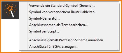 Neues Bauteil erstellen... – TARGET 3001! PCB Design Freeware ist ...