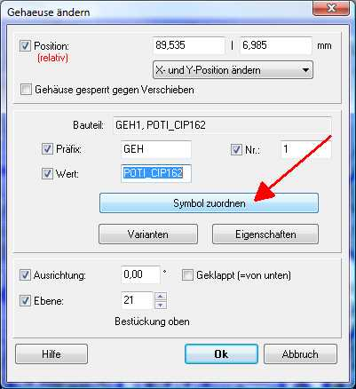 Gehäuse importieren – TARGET 3001! PCB Design Freeware ist eine ...