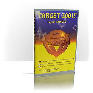 Full TARGET 3001 screenshot