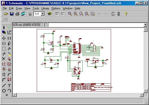 Eagle Schematic Export Files - Introduction To Electrical Wiring ...
