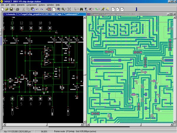 Asic - TARGET 3001! PCB Design Freeware is a Layout CAD Software ...