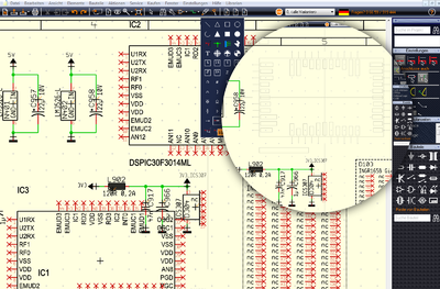 TARGET 3001! PCB Design Freeware is a Layout CAD Software Support ...